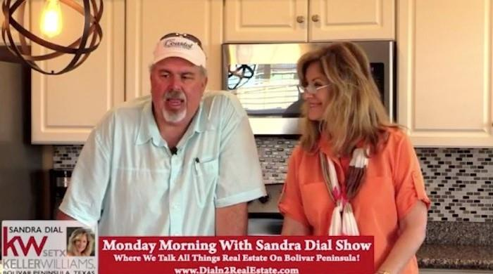 It's Bolivar LIVE And The Monday Morning With Sandra Dial Show