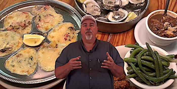 LIVE From Crystal Beach Texas, David and Bolivar LIVE Show, All About Oysters