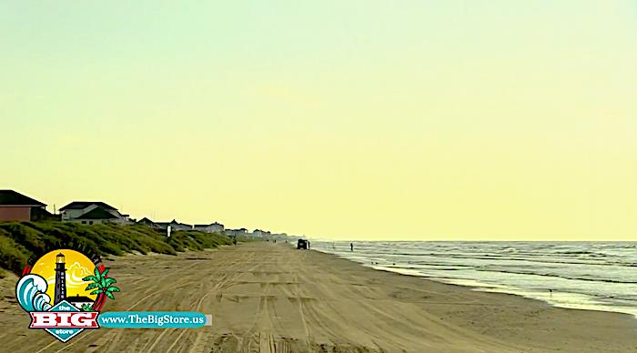 Spend Your Weekend In Paradise, On Bolivar Peninsula In Crystal Beach Tx.