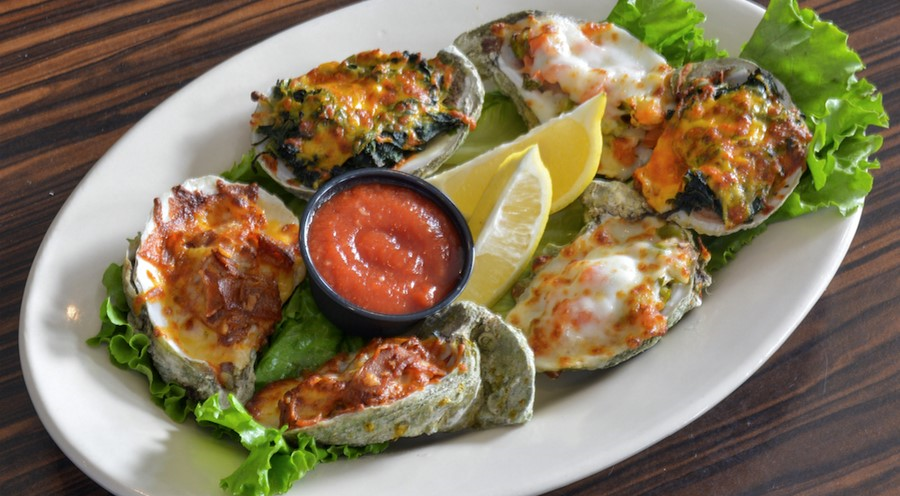 Texas Oysters are Here!