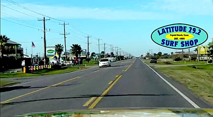 Winding Up For The 2020 Mardi Grass Parade Today At 11:30am In Crystal Beach, Texas!
